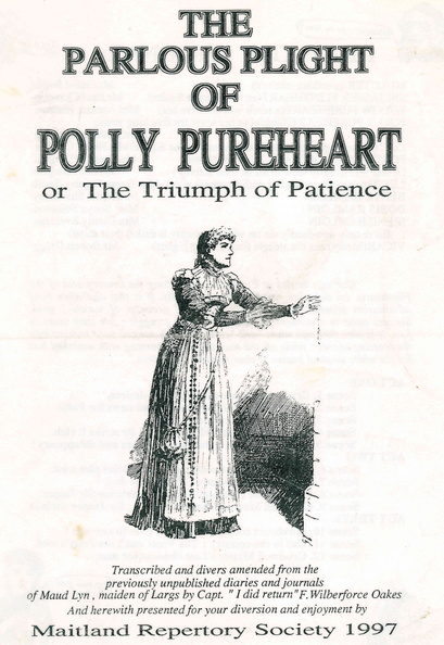 Plight of Polly P prog