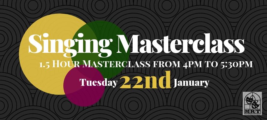 Singing Masterclass